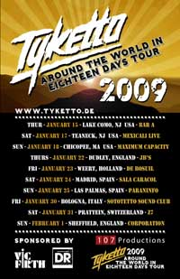 MelodicRock com - 2008 News Archive