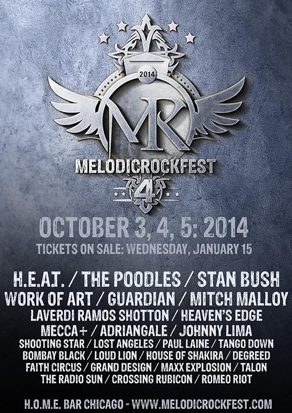 MelodicRock com - 2013 News Archive