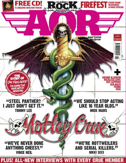 MelodicRock com - 2011 News Archive